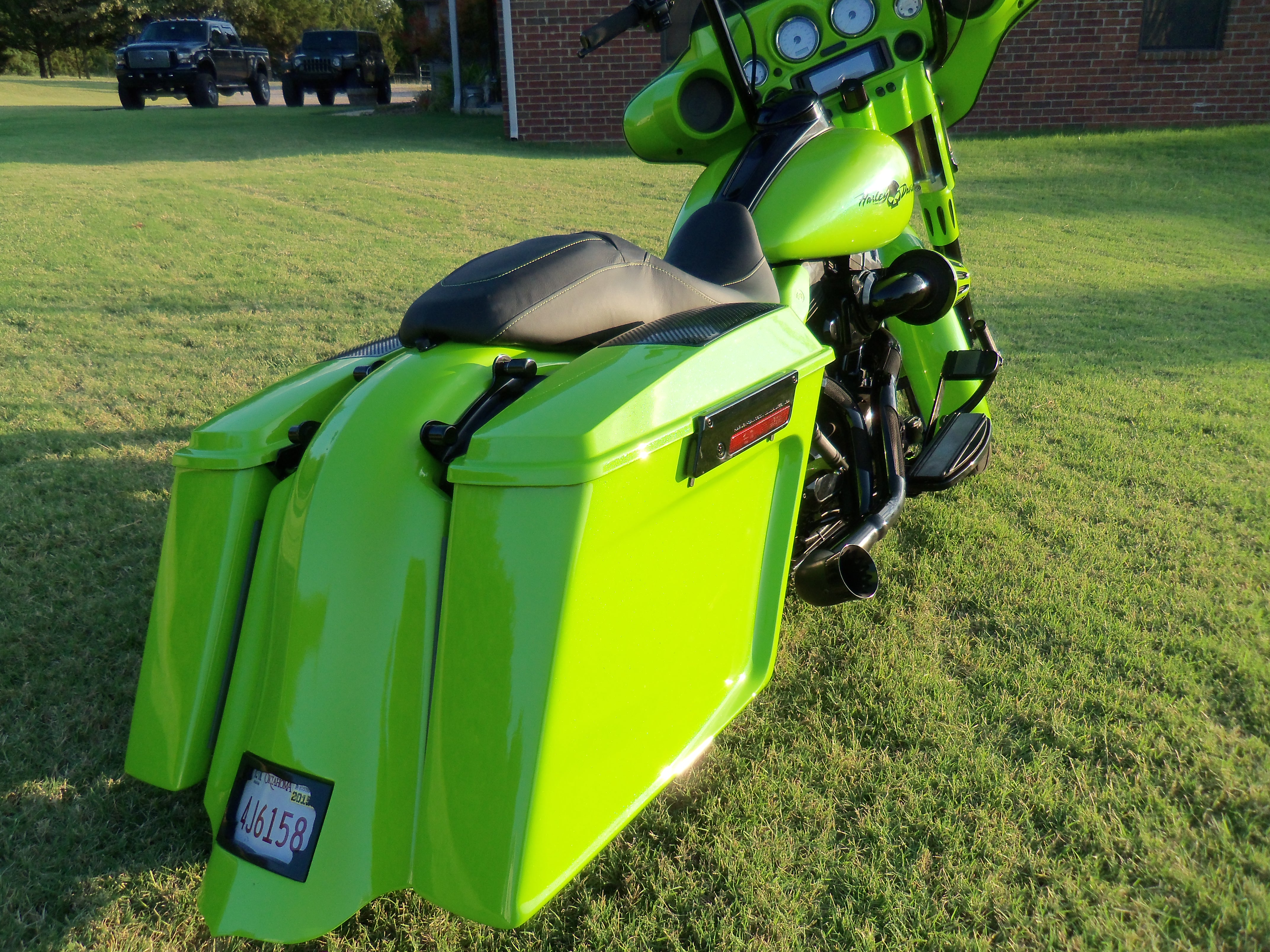The Green Bagger